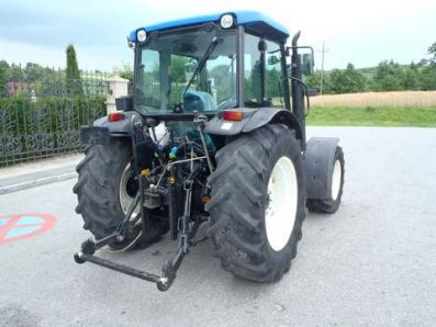 Tractor New Holland TN-D 95 A - BISO Schrattenecker - Foto 3