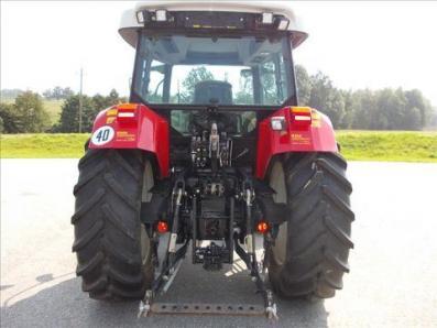 Tractor Steyr 9105 MT Komfort - BISO Schrattenecker - Foto 5