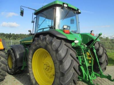 Tractor John Deere 8310 - acrar 14