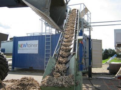 NEWtainer woody biomass dryer - Foto 1