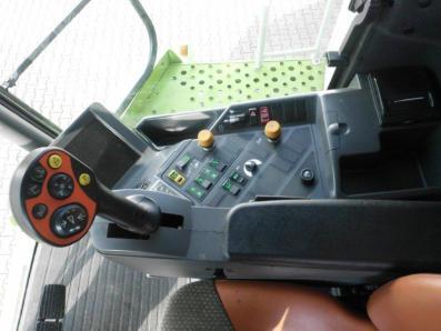 Combine harvester CLAAS Lexion 570 C, used, Emsbueren - Foto 8