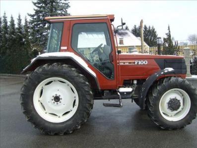 Tractor Fiat Winner F 100 - BISO Schrattenecker - Foto 5