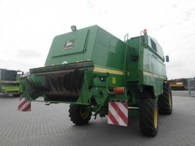 Combine harvester John Deere 2066 HM, used, Emsbueren - Foto 4
