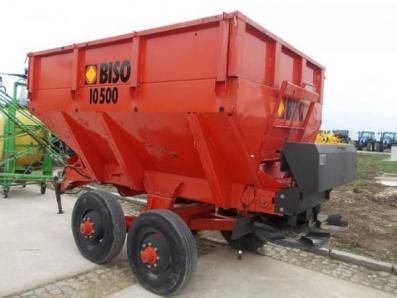 Fertiliser spreader Biso 10500 - BISO Schrattenecker - Foto 1