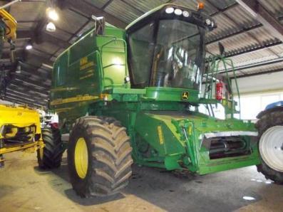 Harvester John Deere 9780 Hillmaster - BISO Schrattenecker - Foto 1