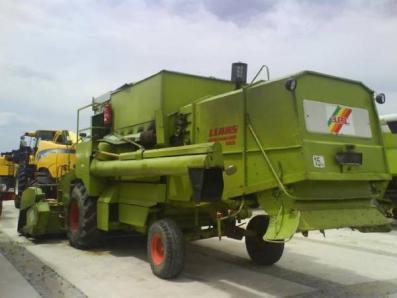 Harvester Claas 105 - BISO Schrattenecker - Foto 2