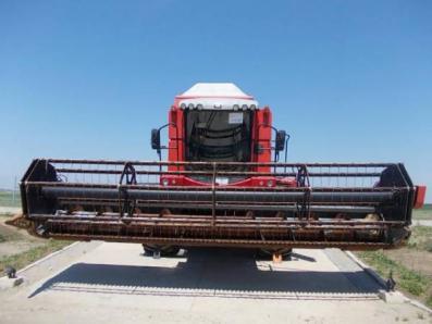 Harvester Massey Ferguson 7245 - BISO Schrattenecker - Foto 9