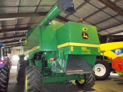 Harvester John Deere 9780 Hillmaster - BISO Schrattenecker - Foto 4