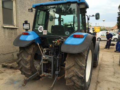 Tractor New Holland 7635 - BISO Schrattenecker - Foto 20