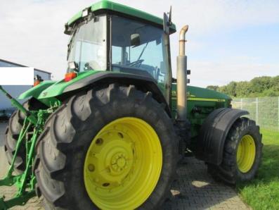 Tractor John Deere 8310 - acrar 2