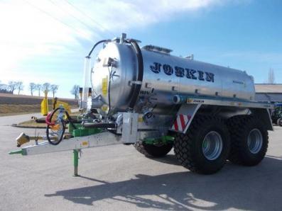 Slurry tankers Joskin MODULO 2 14000 MEB - BISO Schrattenecker - Foto 2