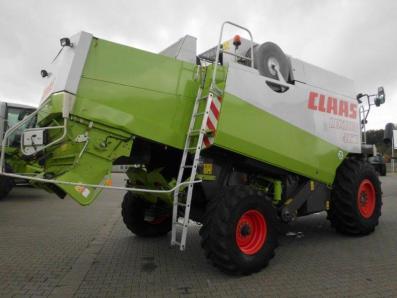 Combine harvester CLAAS Lexion 460, used, Emsbueren - Foto 3