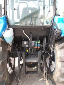 Tractor New Holland TD 5020 - BISO Schrattenecker - Foto 4