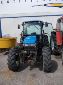 Tractor New Holland TN75S - BISO Schrattenecker - Foto 2