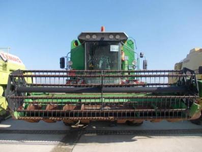Harvester Deutz-Fahr Top Liner 4090 H - BISO Schrattenecker - Foto 6