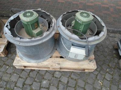 Used Protective casing of the gas turbine - Foto 17