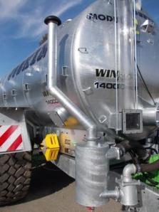 Slurry tankers Joskin MODULO 2 14000 MEB - BISO Schrattenecker - Foto 6