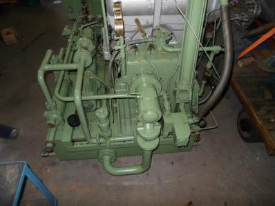 Used Condensing steam turbine Nadrowski, Dresser-Rand B5S-2+G4 / Leroy Somer - Foto 10