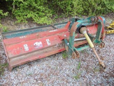 Forestry mulchers Vogel & Noot TSAP 275 - BISO Schrattenecker - Foto 4
