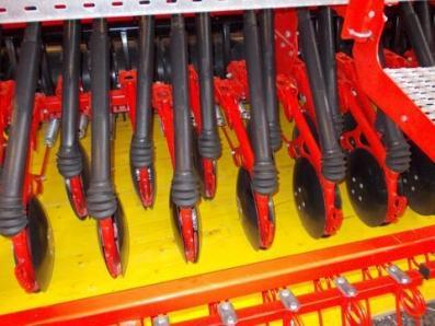 Seeding machines Gaspardo DAMA 300 DMR Kreiselegge mit Drillmaschine - BISO  - Foto 7