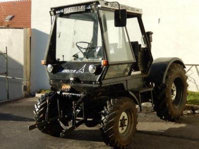 Tractor Deutz-Fahr Intrac A - BISO Schrattenecker - Foto 2