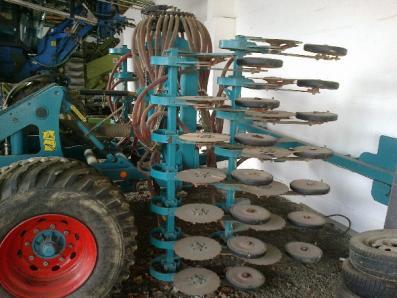 Combination drills Sulky Maxidrill TRW - BISO Schrattenecker - Foto 2