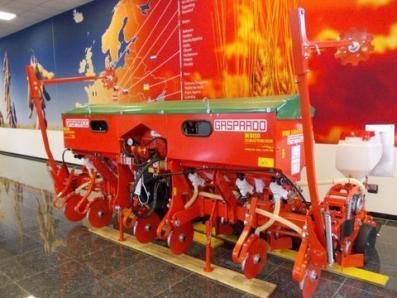 Sowing machine Gaspardo MTE 300 6 reihig - Lagermaschine - BISO Schrattenecker - Foto 1