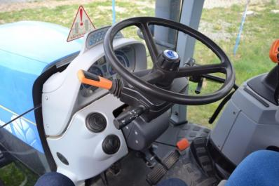 Tractor New Holland T7050 - BISO Schrattenecker - Foto 6