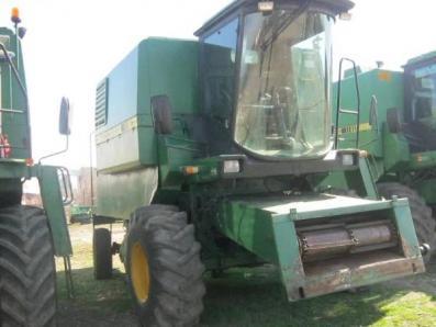 Harvester John Deere 1174 S II - BISO Schrattenecker - Foto 10