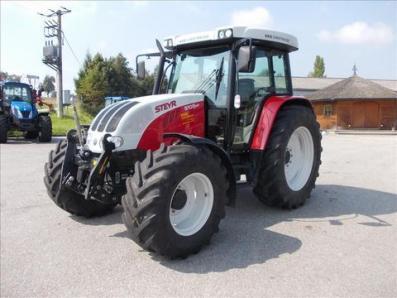 Tractor Steyr 9105 MT Komfort - BISO Schrattenecker - Foto 1