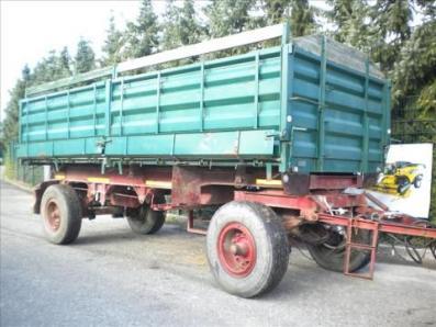 Tractor trailer tipper Meierling, 4773 Eggerding, Austria - Foto 1