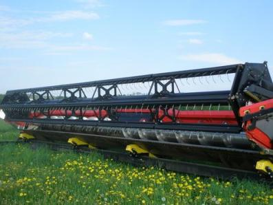 Combine harvester Biso VX Crop Ranger Highline 9 - BISO Schrattenecker - Foto 3