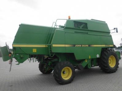 Combine harvester John Deere 2066 HM, used, Emsbueren - Foto 5