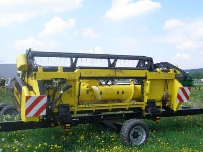 Combine harvester Biso VX Crop Ranger Trendline 3 - BISO Schrattenecker - Foto 4