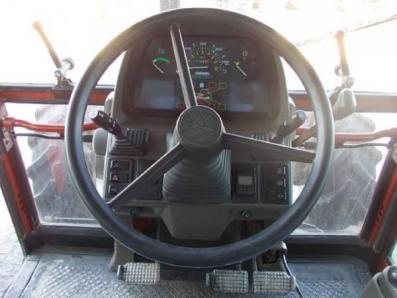 Tractor Fiat Fiatagri F110 - BISO Schrattenecker - Foto 5