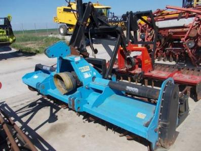 Agricultural machinery Klingenrotor Venterra 3000 - BISO Schrattenecker - Foto 1