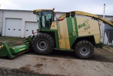 Forage harvesters Krone Big X 560 - BISO Schrattenecker - Foto 13