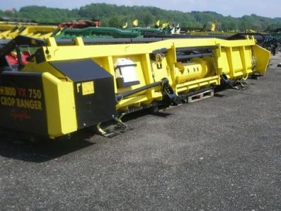 Combine harvester Biso VX Crop Ranger Trendline Light Flex 7 - BISO Schrattenecker - Foto 2
