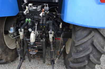 Tractor New Holland T 6050 - BISO Schrattenecker - Foto 2