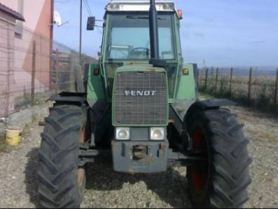 Tractor Fendt 311 - BISO Schrattenecker - Foto 5