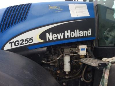 Tractor New Holland TG255 - BISO Schrattenecker - Foto 2