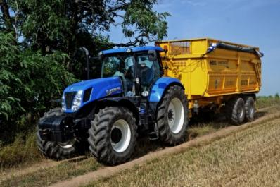 Tractor New Holland T7.235 - BISO Schrattenecker - Foto 1