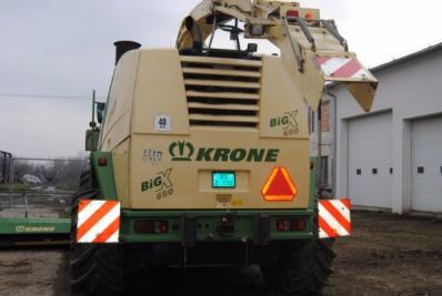 Forage harvesters Krone Big X 560 - BISO Schrattenecker - Foto 8
