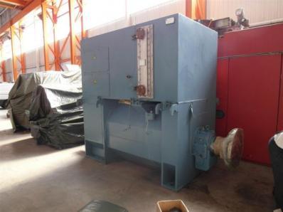 Steamturbine Siemens CFR5 G6A - Foto 8