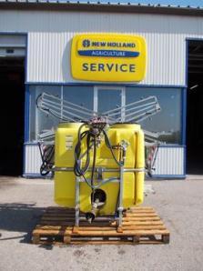 Sprayers Jessernigg 880 Liter / 12 Meter 1987 - BISO Schrattenecker - Foto 1