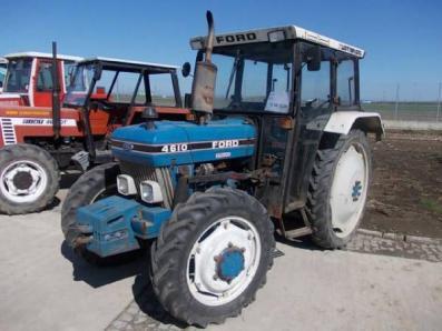 Tractor Ford 4610 - BISO Schrattenecker - Foto 1