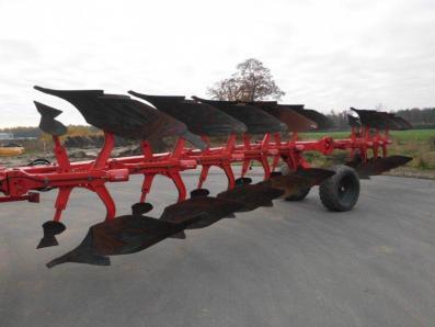 Plough Kuhn Manager SPF 108 NSH, used, 2000, Emsbueren - Foto 1