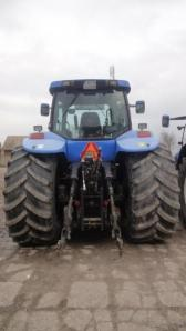 Tractor New Holland TG285 - BISO Schrattenecker - Foto 3