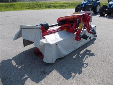 Mower Lely Splendimo 300FS - BISO Schrattenecker - Foto 2