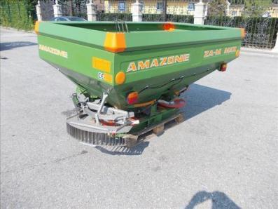 Fertiliser spreader Amazone ZA-M MAX - BISO Schrattenecker - Foto 3